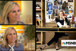Tory Burch on building two successful...