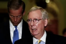 McConnell admits GOP health bill might not...