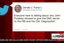 Trump tweets 'everyone' at G20 talking...