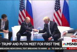 Trump meeting a big win for Putin