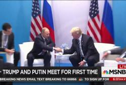 Trump meeting a big win for Putin