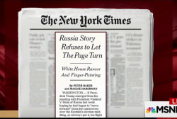 'We now know for sure that Russia was...