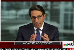 Trump attorney says meeting produced ...