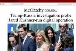 Trump camp may have helped Russia target...
