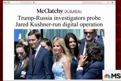 'Disturbing signs': Russia and fake news...