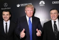 Trump's men in Moscow: Who are Aras and...