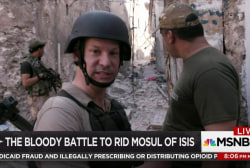 US/Iraq coalition purges ISIS from Mosul