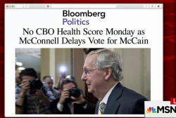 Many hurdles ahead for McConnell on health...