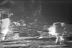 It's been 48 years since the moon landing,...