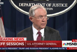 Sessions, Kislyak talked Trump Russia: WaPo