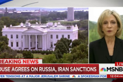 Bipartisan Russia sanctions clear tough...