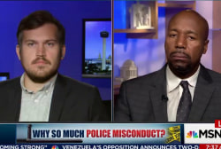 Why so much police misconduct?