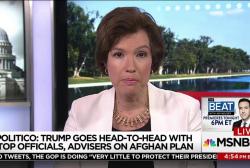 Politico: Trump goes head-to-head with top...