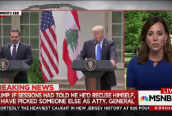 President Trump takes more swipes at Jeff...