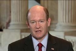 Senator predicts widespread opposition if...