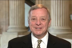 Durbin: Jeff Sessions stuck his neck out...