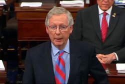 'Skinny repeal' of Obamacare fails to pass...