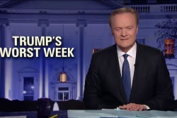 Lawrence: Priebus exit ends Trump's worst...