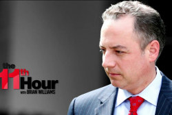 Trump reportedly belittled Priebus during...