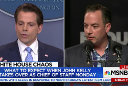 Rep. Davis: Up to Trump to let John Kelly...