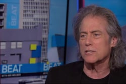 HBO Star Richard Lewis: Trump a Con But...