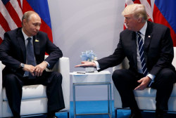 Trump's undisclosed hour with Putin, a...