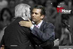 NYT: Donald Trump Jr. was told of Russian...