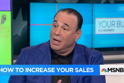 Jon Taffer with ways to improve sluggish...