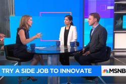 Top tips: Try a side job and leverage a do...