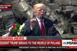 Trump gives reaffirmation of NATO's...