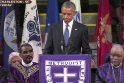 Deciphering Obama's 'Amazing Grace' moment