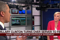 A message to GOP on Hillary's server?
