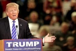 Donald Trump can't escape his tabloid past