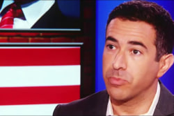 A year of Ari Melber's hip hop references