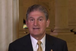 Manchin: Replace but don't repeal Obamacare