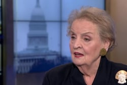 Albright on Trump: This is not a reality show
