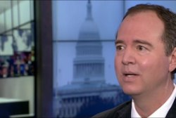 Rep. Schiff on President Trump's Russia ties