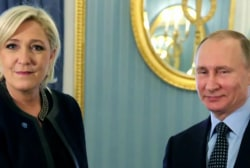 Will Russia meddle with French election next?