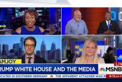 Trump's White House vs. the Media