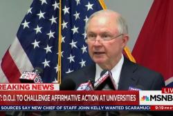 Trump DoJ to attack affirmative action