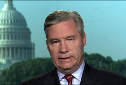 Democratic senator reacts to Sanctions Act...