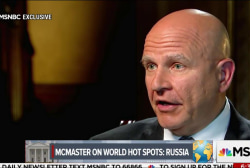 McMaster on Hot Spots: Russia