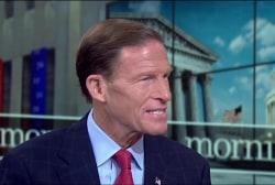 Blumenthal: I can't explain Trump's...