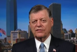 GOP congressman disagrees with Trump on...