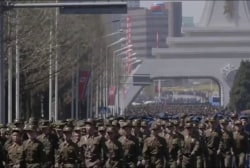Do North Koreans view potential conflict...