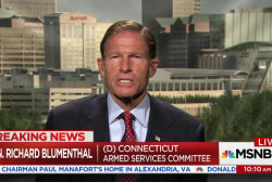 Blumenthal: Manafort raid 'is really a...