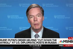 Amb. Nick Burns on State Department: 'They...