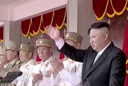 "N. Korea to U.S.: ""Tragic doom"" if you don..."