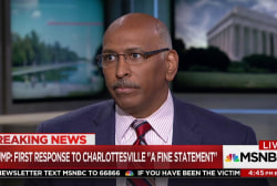 Steele: 'Trump is channeling his base'