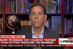 Axios CEO: 'Today is an awful day for the...